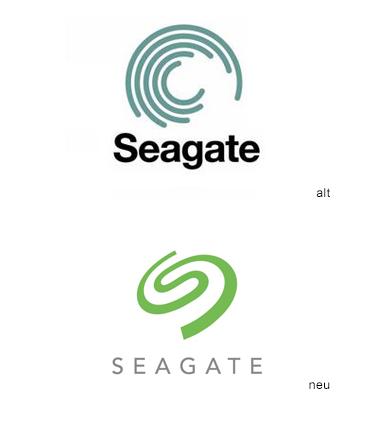 Neues Seagate Logo